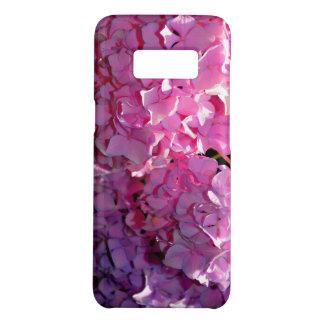 Funda De Case-Mate Para Samsung Galaxy S8 Hydrangea rosado romántico