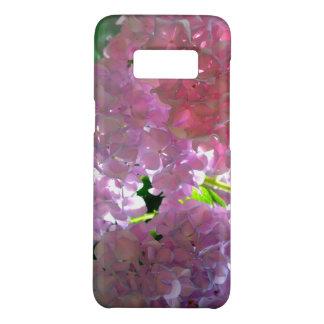 Funda De Case-Mate Para Samsung Galaxy S8 Hydrangeas rosados radiantees