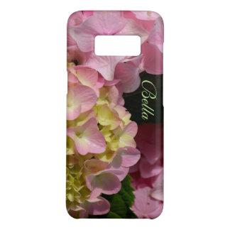 Funda De Case-Mate Para Samsung Galaxy S8 Hydrangeas rosados y poner crema