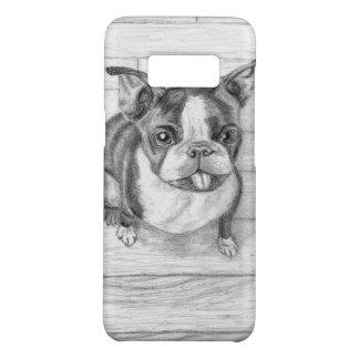 Funda De Case-Mate Para Samsung Galaxy S8 La caja del teléfono de Boston