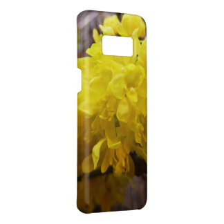 Funda De Case-Mate Para Samsung Galaxy S8 La uva de Oregon florece Wildflowers amarillos