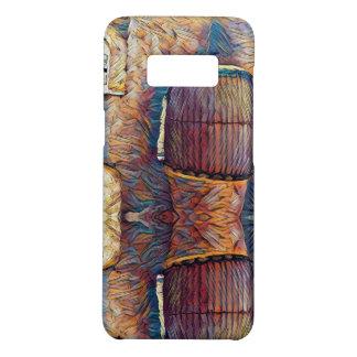 Funda De Case-Mate Para Samsung Galaxy S8 Las reflexiones del africano teclean la caja del