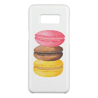 Funda De Case-Mate Para Samsung Galaxy S8 Macarrones de la acuarela de los dulces del