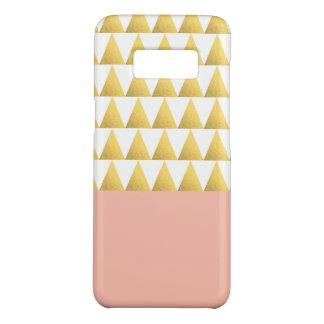 Funda De Case-Mate Para Samsung Galaxy S8 melocotón en colores pastel elegante, falso modelo