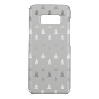 Funda De Case-Mate Para Samsung Galaxy S8 modelo de plata moderno elegante del árbol de