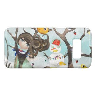 Funda De Case-Mate Para Samsung Galaxy S8 Navidad