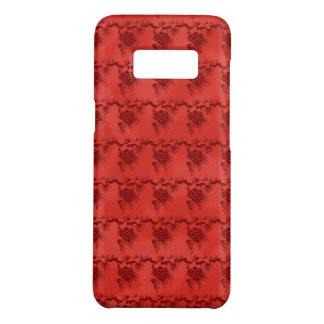 Funda De Case-Mate Para Samsung Galaxy S8 Navidad elegante del ornamento del cono de abeto