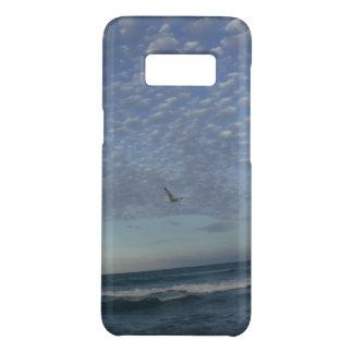Funda De Case-Mate Para Samsung Galaxy S8 Nubes de la playa