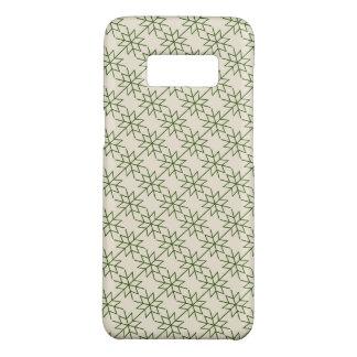 Funda De Case-Mate Para Samsung Galaxy S8 Ornamento simple del día de fiesta de las