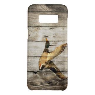 Funda De Case-Mate Para Samsung Galaxy S8 País occidental de madera del granero rústico que