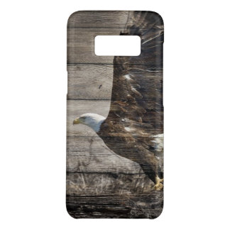 Funda De Case-Mate Para Samsung Galaxy S8 País occidental los E.E.U.U. patrióticos Eagle