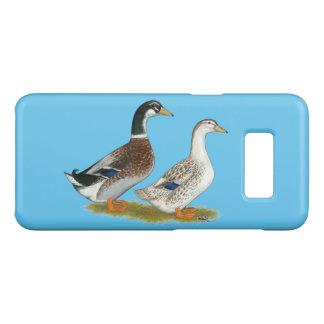 Funda De Case-Mate Para Samsung Galaxy S8 Patos:  Appleyard de plata