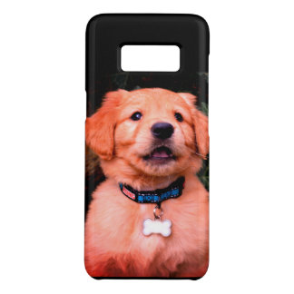 Funda De Case-Mate Para Samsung Galaxy S8 Perrito del golden retriever