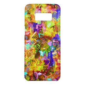 Funda De Case-Mate Para Samsung Galaxy S8 Pintura abstracta colorida linda