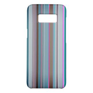 Funda De Case-Mate Para Samsung Galaxy S8 Rayas verticales con clase