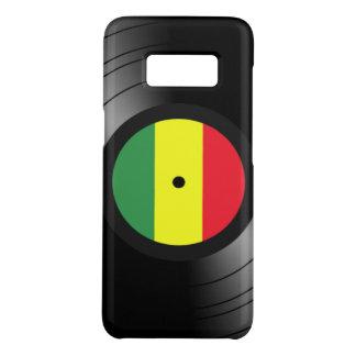 Funda De Case-Mate Para Samsung Galaxy S8 Reggae del vinilo