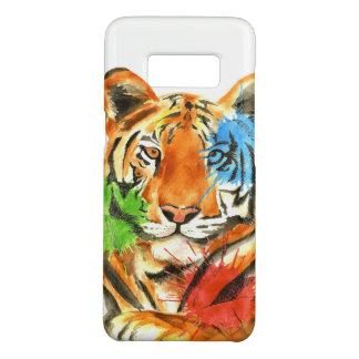 Funda De Case-Mate Para Samsung Galaxy S8 Salpicadura del tigre