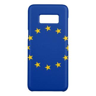 Funda De Case-Mate Para Samsung Galaxy S8 Unión europea de E. -