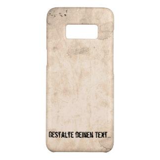 Funda De Case-Mate Para Samsung Galaxy S8 Viejo fondo sucio