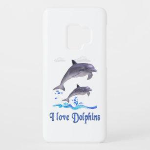 carcasa delfin samsung s9