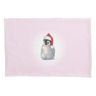 Funda De Cojín Caja de la almohada del pingüino de los bebés del