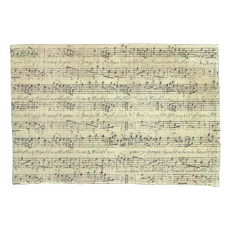 Funda De Cojín caja de la almohada del tema de la música del