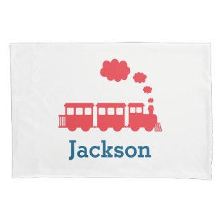 Funda De Cojín Caja de la almohada del tren