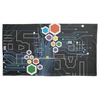 Funda De Cojín Conjunto de circuitos