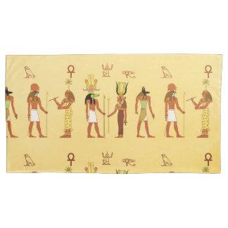 Funda De Cojín Dioses y diosas egipcios