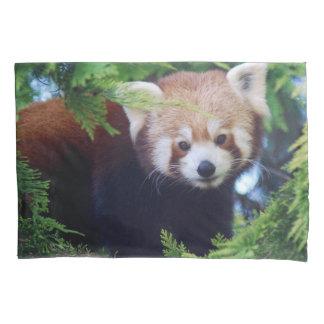 Funda De Cojín Panda roja
