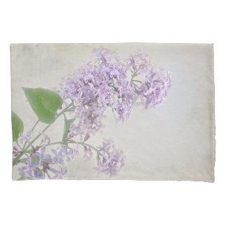 Funda De Cojín ramo suave de la lila