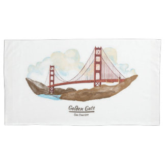 Funda De Cojín Señales de San Francisco Califorina