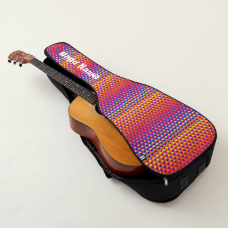 Funda De Guitarra Aventura del viaje por carretera