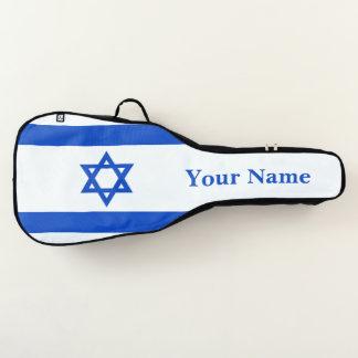 Funda De Guitarra Bandera del estado de Israel