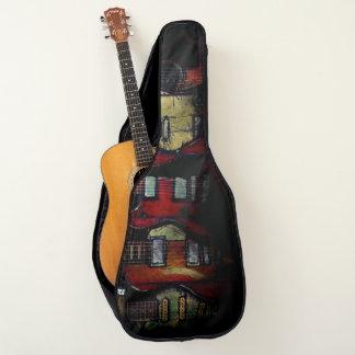 Funda De Guitarra Bolso de la guitarra acústica, caso (fiebre de la