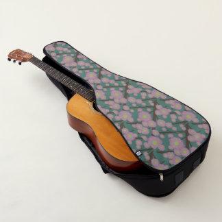 Funda De Guitarra Bolso de la guitarra de las flores de cerezo