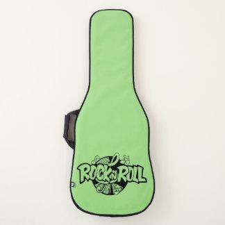 Funda De Guitarra Bolso de la guitarra eléctrica del rollo de la