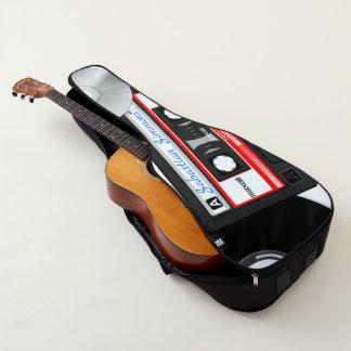 Funda De Guitarra Cinta de casete de la caja de la guitarra