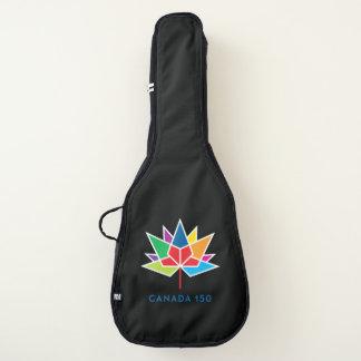 Funda De Guitarra Logotipo del funcionario de Canadá 150 -