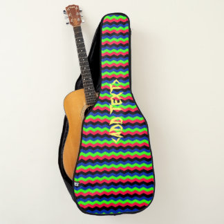Funda De Guitarra RGB Chevron