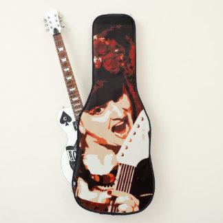 Funda De Guitarra rockstar loco