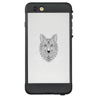 Funda de lobo para iphone 6