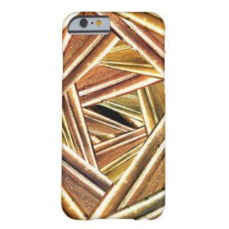 Funda de madera del iPhone 6/6s del modelo
