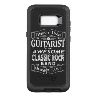 Funda Defender De OtterBox Para Samsung Galaxy S8+ Banda de rock clásica impresionante del