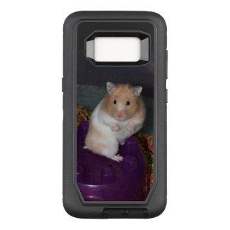 Funda Defender De OtterBox Para Samsung Galaxy S8 Caja de la nutria del hámster para Samsung S8