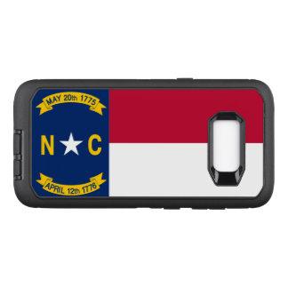 Funda Defender De OtterBox Para Samsung Galaxy S8+ Carolina del Norte