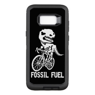 Funda Defender De OtterBox Para Samsung Galaxy S8+ Combustible fósil