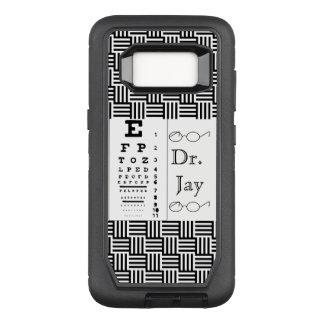 Funda Defender De OtterBox Para Samsung Galaxy S8 Destinos del destino del ojo del oftalmólogo del