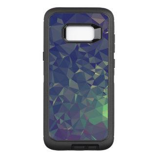 Funda Defender De OtterBox Para Samsung Galaxy S8+ Diseños abstractos y limpios de Geo - luciérnagas
