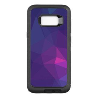Funda Defender De OtterBox Para Samsung Galaxy S8+ Diseños abstractos y modernos de Geo - nebulosa de